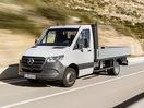 Poze Mercedes-Benz Sprinter Utilitara Camion