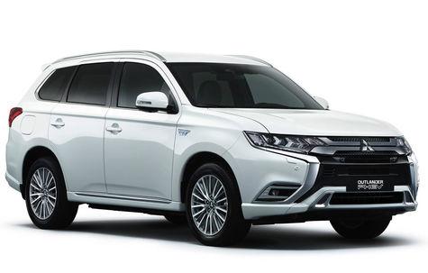 Mitsubishi  Outlander PHEV -
