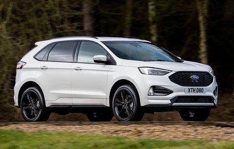 Ford Edge facelift