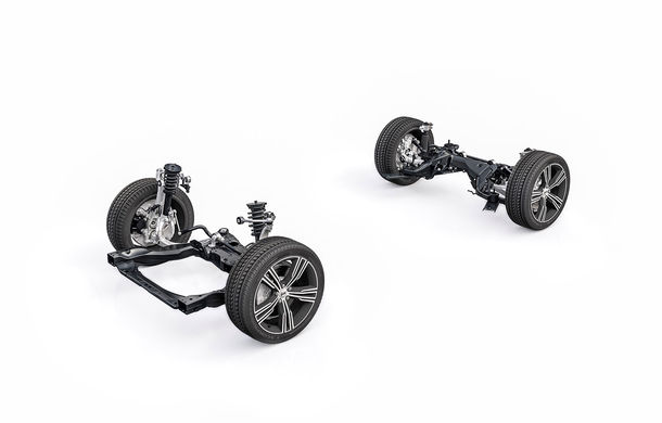Volvo V60 se prezintă oficial: al doilea break al gamei moderne Volvo oferă două motorizări hibride plug-in - Poza 2