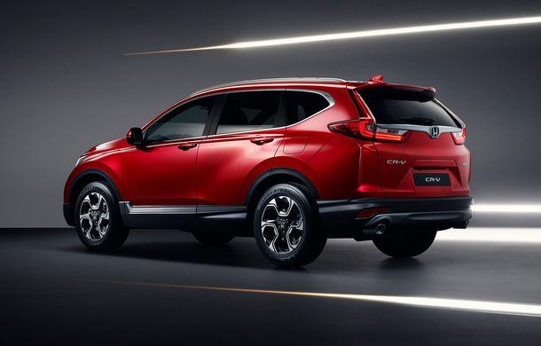 Noua generație Honda CR-V se lansează în Europa: SUV-ul japonez va avea o versiune hibridă, dar renunță la diesel - Poza 2