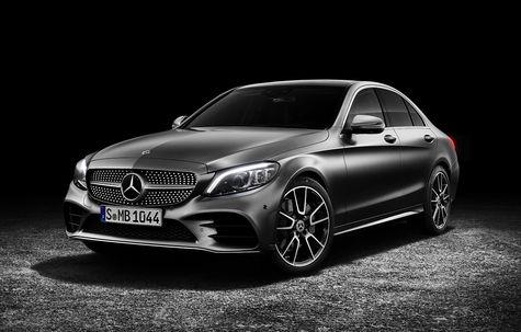 Mercedes-Benz Clasa C facelift