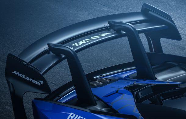 Noul McLaren Senna GTR este aici: V8 biturbo de 825 cai putere, cuplu de 800 Nm și 75 de exemplare asamblate manual - Poza 2