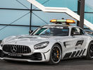 Poza 1 Mercedes-Benz AMG GT R F1 Safety Car