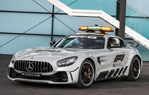 Mercedes-Benz AMG GT R F1 Safety Car