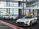 Poza 18 Mercedes-Benz AMG GT R F1 Safety Car