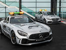Poza 19 Mercedes-Benz AMG GT R F1 Safety Car
