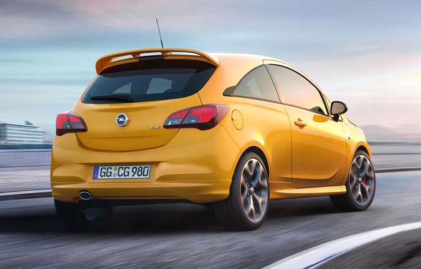 Opel Corsa GSi revine în oferta constructorului german: un look mai agresiv și setări preluate de pe versiunea OPC - Poza 2
