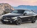 Poza 13 Mercedes-Benz Clasa C Coupe facelift
