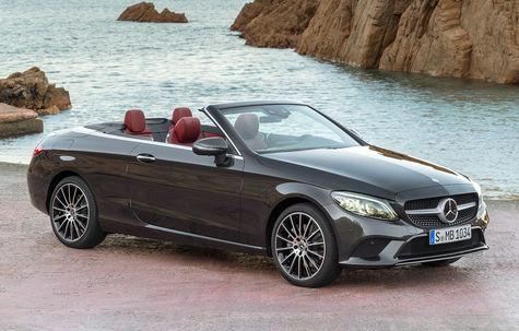 Mercedes-Benz Clasa C Cabrio facelift