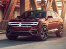 Poza 1 Volkswagen Atlas Cross Sport Concept