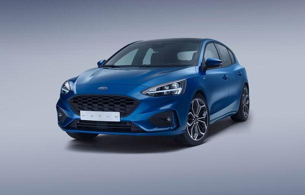 Noul Ford Focus: platformă nouă, tehnologii moderne, motorizări revizuite și versiuni Active și Vignale - Poza 2