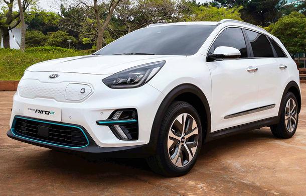 Kia oferă detalii noi despre Niro EV: SUV-ul electric împrumută motorul de 204 CP de pe Hyundai Kona Electric - Poza 2