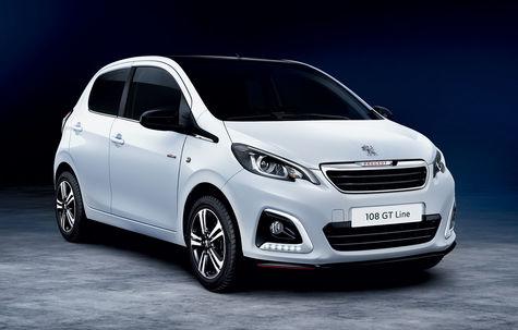 Peugeot 108 facelift