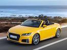 Poza 15 Audi TT Roadster facelift