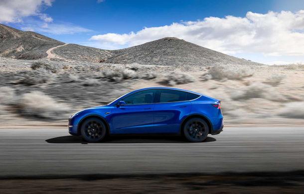 Tesla a prezentat noul Model Y: SUV-ul electric are autonomie de până la 540 de kilometri și tracțiune integrală și apare în 2020 - Poza 2