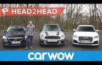 VIDEO: Noul Mini Countryman dă piept cu Audi Q2 și Volvo V40 Cross Country