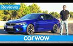 VIDEO: Noul BMW M5, testat pe circuit: iată care sunt plusurile și minusurile sedanului de ...