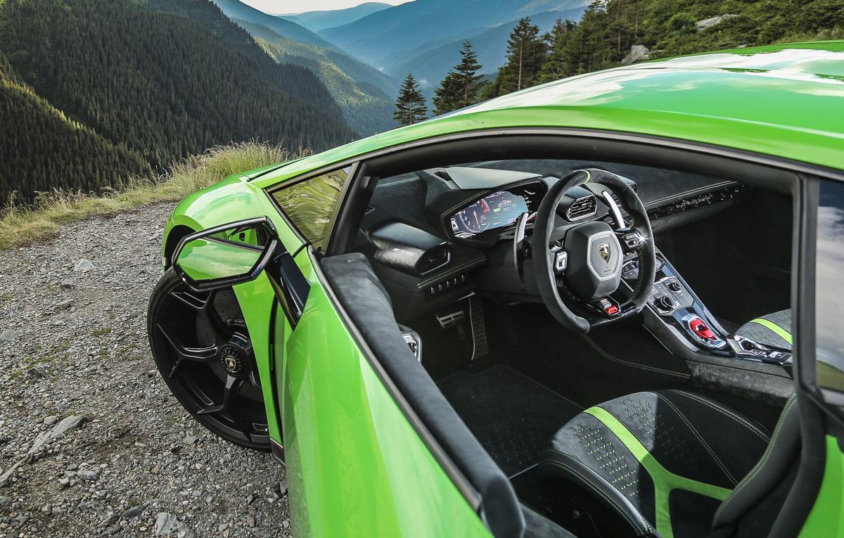 Lamborghini Huracan Performan