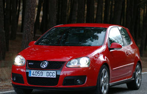 Golf GTI 30 Edition 5 usi