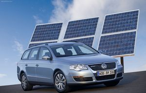 Passat Variant BlueMotion