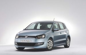 Polo BlueMotion Concept