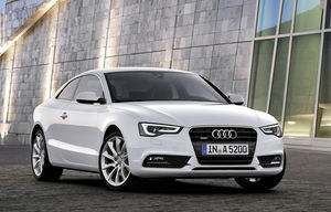 A5 Coupe facelift