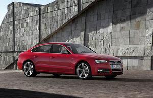 S5 Sportback facelift