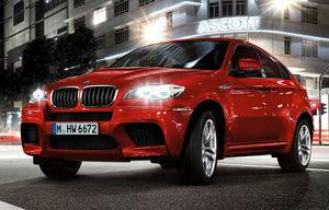 X6 M facelift facelift