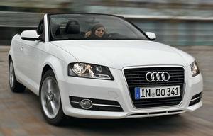 A3 Cabriolet