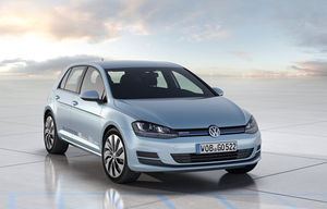 Golf BlueMotion Concept