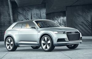 Crosslane Coupe Concept
