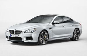 M6 Gran Coupe -