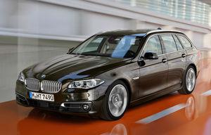 Seria 5 Touring facelift