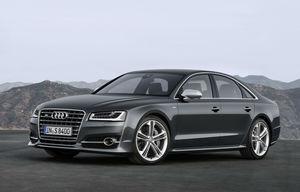 S8 facelift
