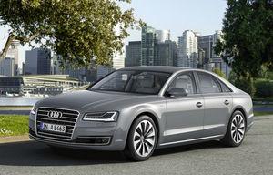 A8 Hybrid facelift