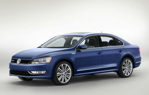 Passat BlueMotion Concept