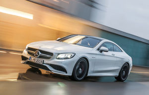 S AMG Coupe