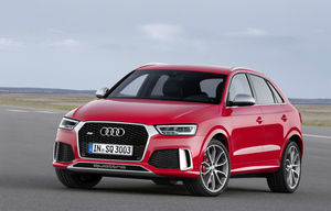 RS Q3 facelift