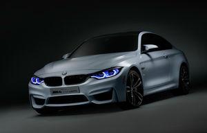 M4 Concept Iconic Lights