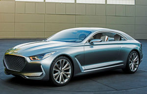 Vision G Concept Coupe
