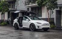 Poze Tesla Model X