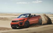 Poze Range Rover Evoque Convertible