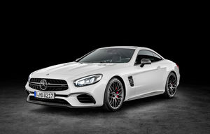 SL AMG facelift -