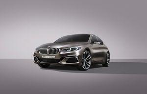 Compact Sedan Concept