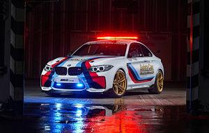 M2 MotoGP Safety Car