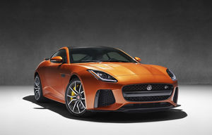 F-Type Coupe SVR -