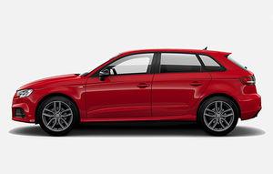 A3 Sportback facelift