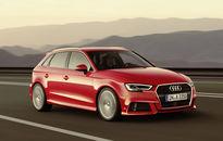 Poze Audi A3 Sportback facelift