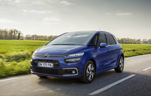 Citroen C4 Spacetourer facelift